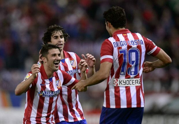 Atletico Madrid 5-0 Betis: Villa stars as Atleti stroll past visitors