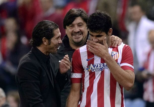 Simeone: Diego Costa a 'huge' player
