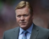 Koeman confirms McCarthy surgery