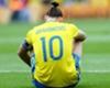 Zlatan retiring from international football