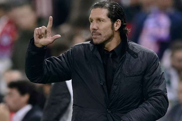 Atletico Madrid must play classy football, says Simeone