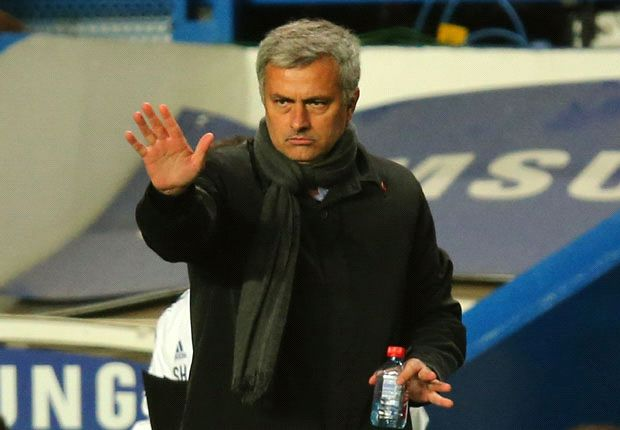 Mourinho admits Chelsea selections are 'unfair'