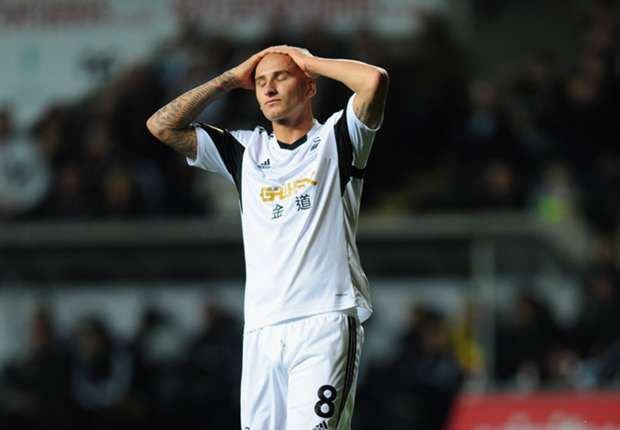 Shelvey could make Swansea return v Cardiff, says Laudrup