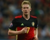 De Bruyne still a doubt for Ireland