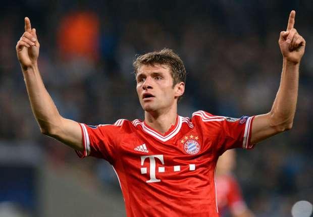 Denkt nicht dran sein Bayern-Trikot abzulegen: Thomas Müller