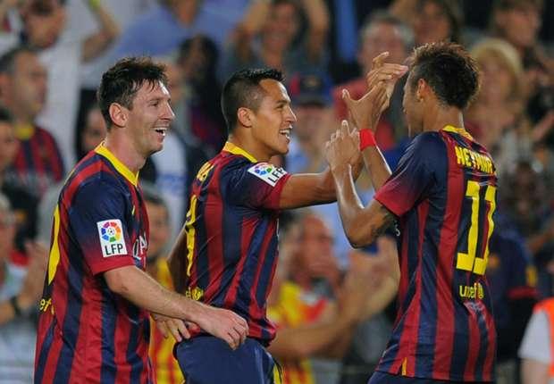 Nach dem Clasico-Sieg wartet auf den FC Barcelona wieder der Liga-Alltag