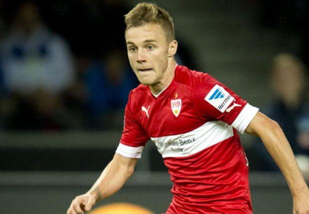 Hat mit dem VfB Stuttgart noch viel vor: Alexandru Maxim