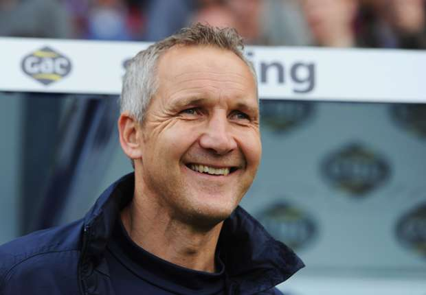 Crystal Palace caretaker manager Keith Millen.