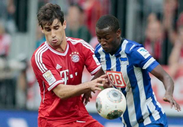 Martinez eager for Bayern starting spot