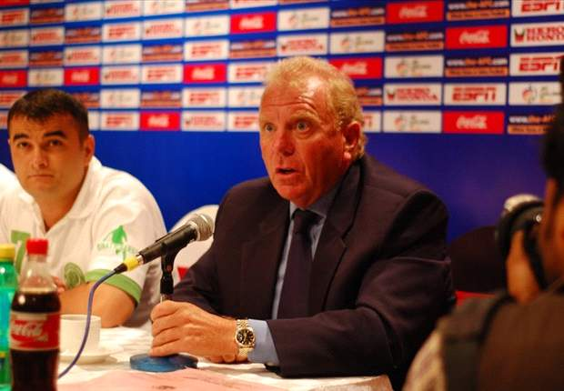 Indian National Team: I Am Disappointed That We Did Not Take Our Chances – Bob Houghton
