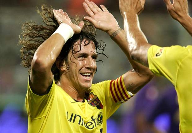 I Am Pleased Barcelona Are Playing Chelsea In Champions League - Carles Puyol