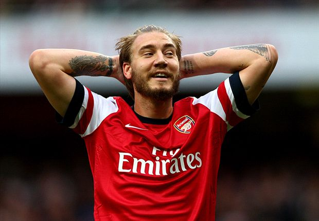 Bendtner heads 11 Arsenal player departures