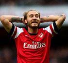 Bendtner heads 11 Arsenal player exits