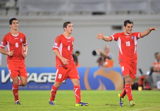 Iran U17 team will face Nigeria in the round of 16