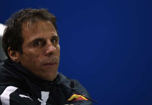 Zola resigns as Watford head coach