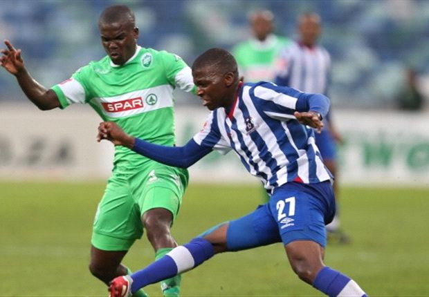 Thamsanqa Mkhize of Maritzburg United