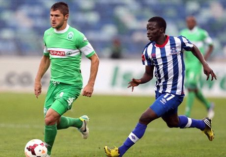Injury concerns for Bafana