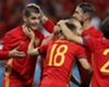 Pique misses out on Spain tiki-taka