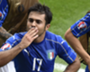 Eder dedicates goal to Italy team-mates