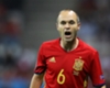 Iniesta: Spain were 10/10 against Turkey