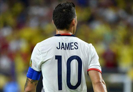 ¿James, sabes qué es ser líder?