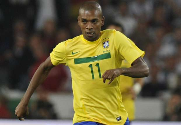 Manchester City and Brazil midfielder Fernandinho
