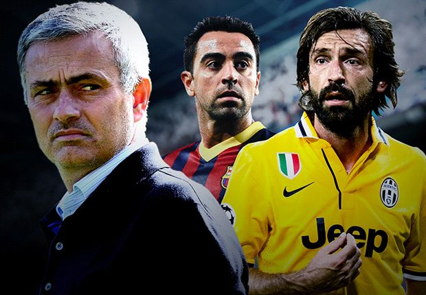 Why are Xavi, Pirlo & Mourinho nominated? The Ballon d'Or is decided on reputation