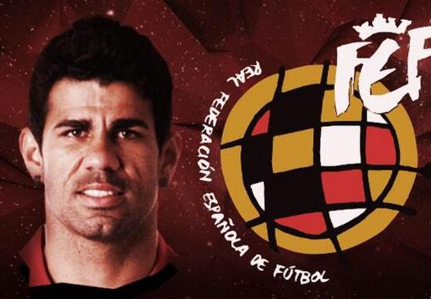 Diego Costa to play for Spain