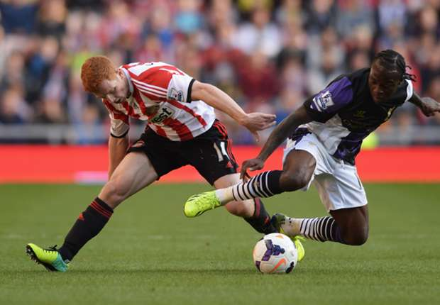 Colback eager to cement Sunderland midfield spot