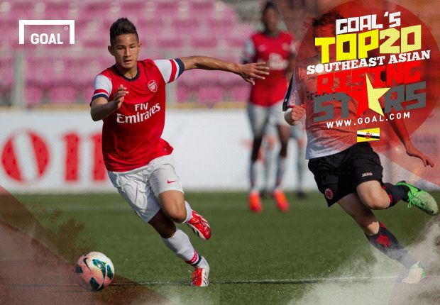 Goal's Top 20 Southeast Asian Rising Stars: Faiq Jefri Bolkiah - Brunei