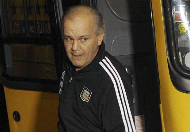 Alejandro Sabella completó la lista de 25 convocados.