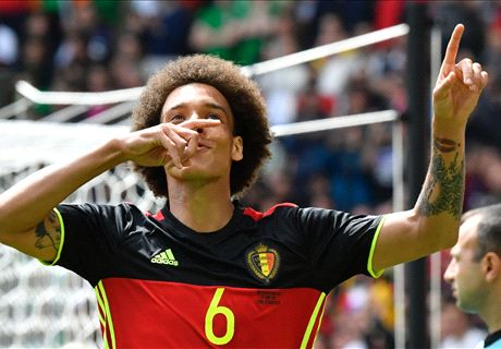 Witsel the right man to replace Pogba
