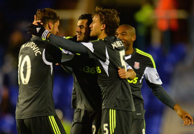 Birmingham City 4-4 Stoke City (2-4 pens): Potters hold nerve in Capital One Cup cliffhanger