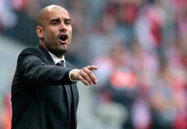 Bayern must not ease off, warns Guardiola