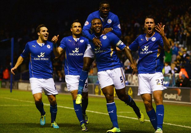 Leicester 4-3 Fulham: Dyer strikes at the death to settle Capital One Cup thriller
