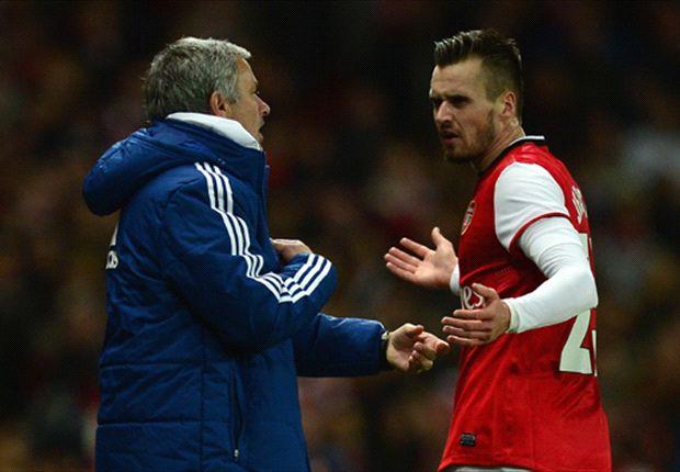 Jose Mourinho bedankt sich bei Pechvogel Carl Jenkinson