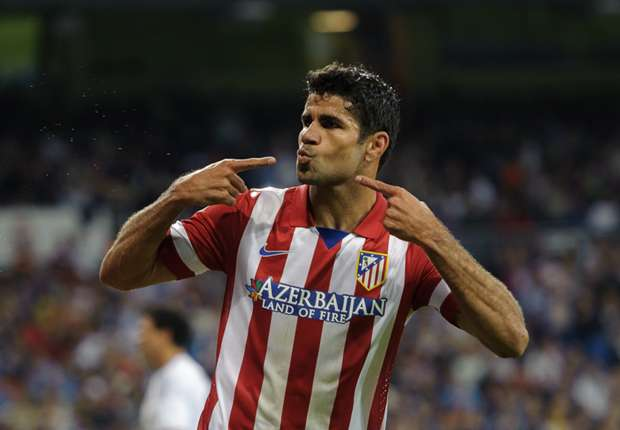 Simeone defends Costa's Brazil snub