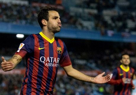 Transfer Talk: Fabregas on Man Utd radar