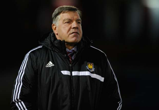 Sam Allardyce defends West Ham squad rotation policy