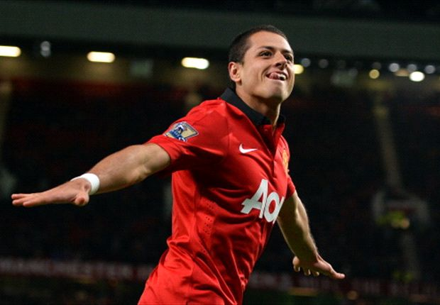 Agent: Chicharito not going anywhere