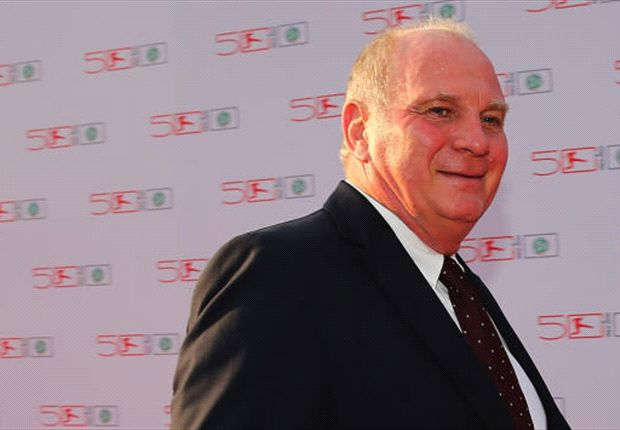 Hoeness admits to evading €18.5m in taxes
