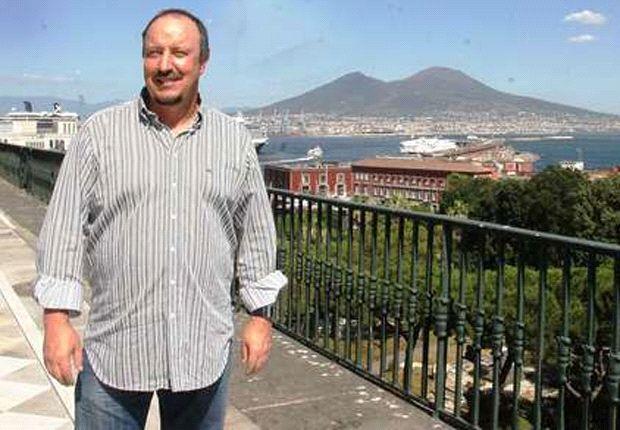 Mit Neapel in der Saison 2013/2014 erfolgreich: Rafa Benitez