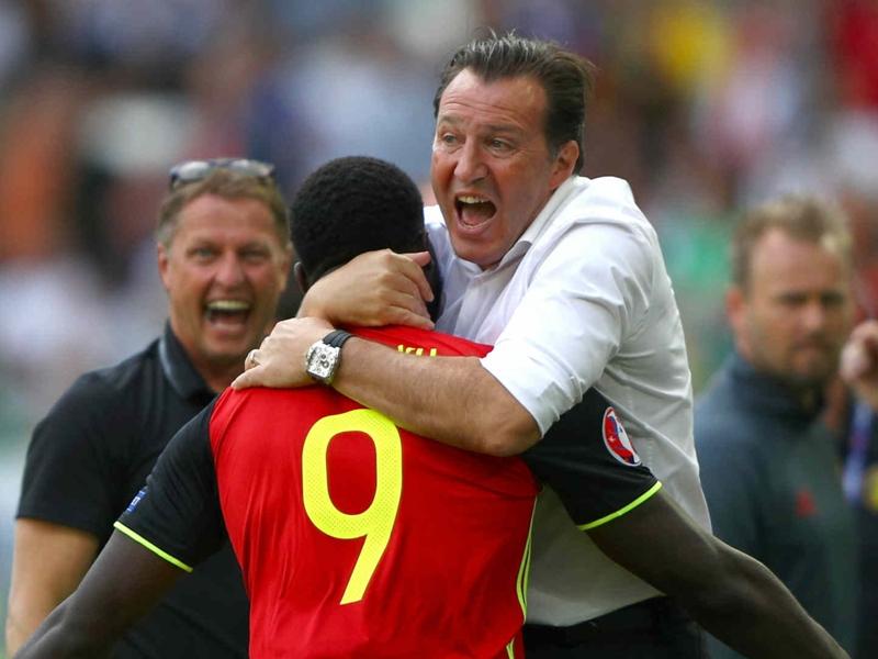 Belgique, Wilmots pas totalement satisfait