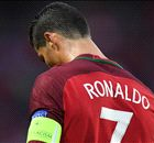Ronaldo would never quit like Messi