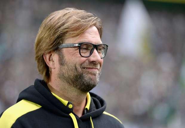 Klopp: Playing at Dortmund like being born