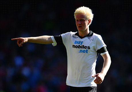 Will Hughes Teken Kontrak Baru Di Derby County