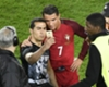 La UEFA multa a Portugal