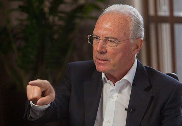 Beckenbauer reveals plans for all-star world 11