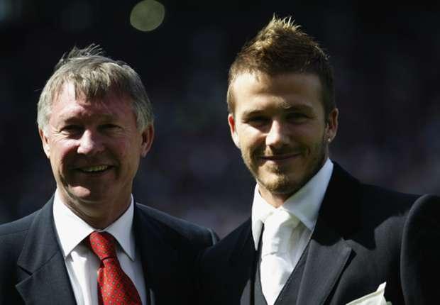 Beckham wanted Sir Alex Ferguson for new MLS franchise