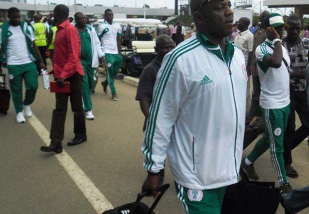 Stephen Keshi not scared of sack